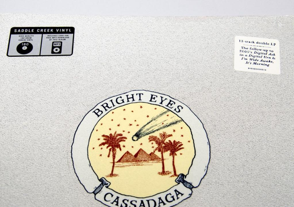 Bright Eyes Cassadaga 2xlp Folks Verona
