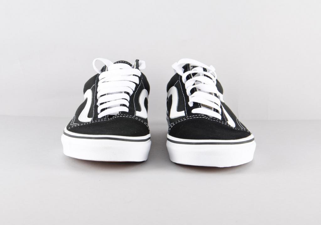 78b7d90d33 Vans. Old Skool   black white