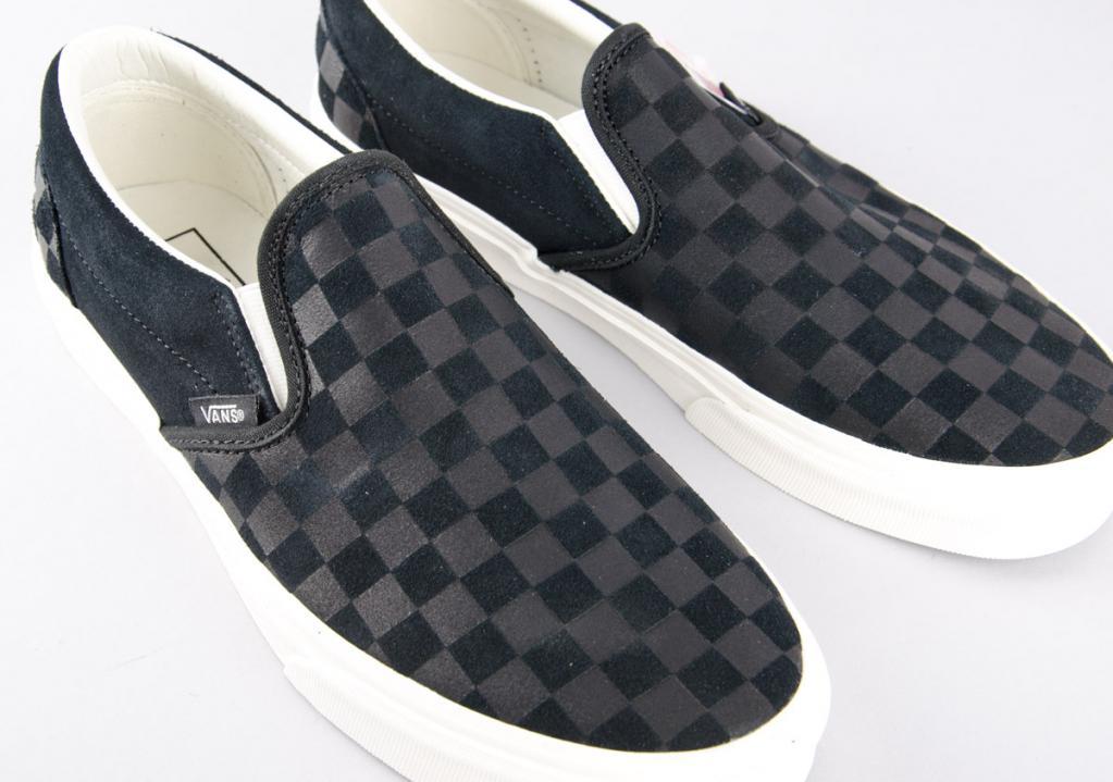 Vans Slip On / Checker Emboss Classic