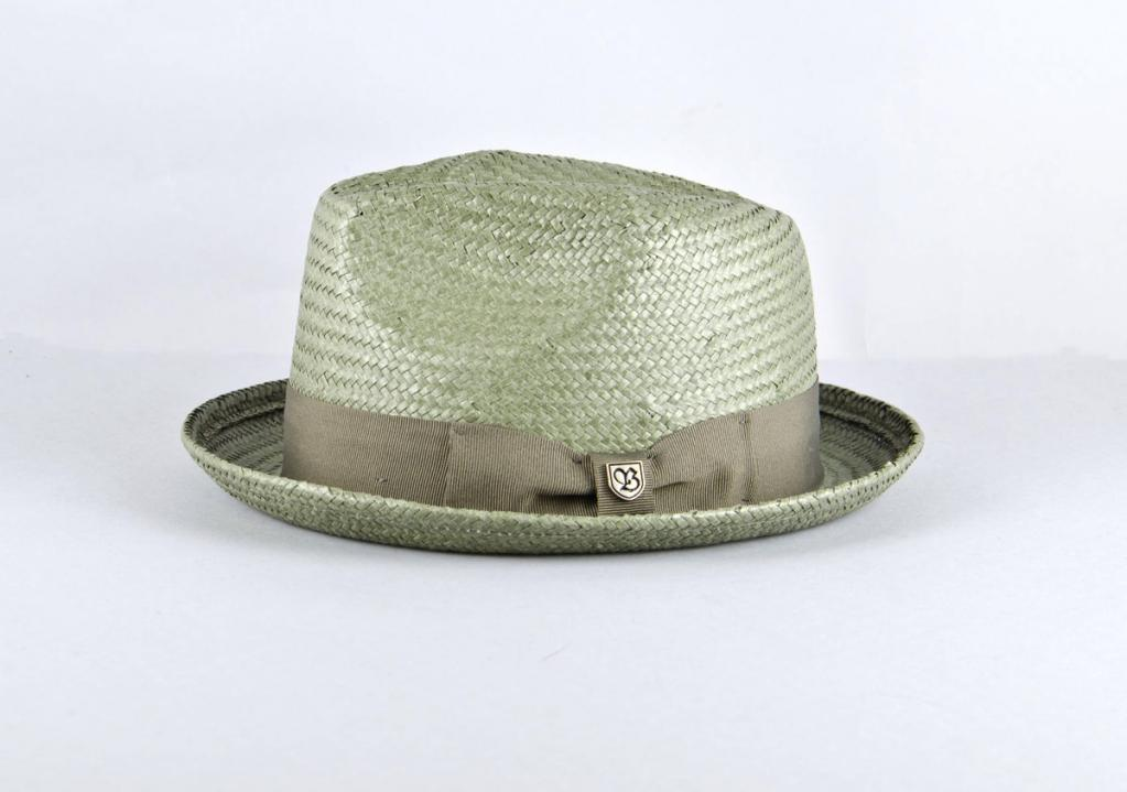 066959fc7fe32 Brixton.  Castor  hat   grey