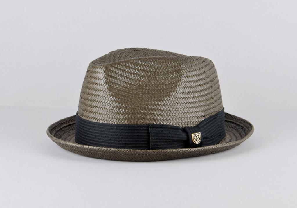 f5488ba1b8363 Castor  hat   washed black