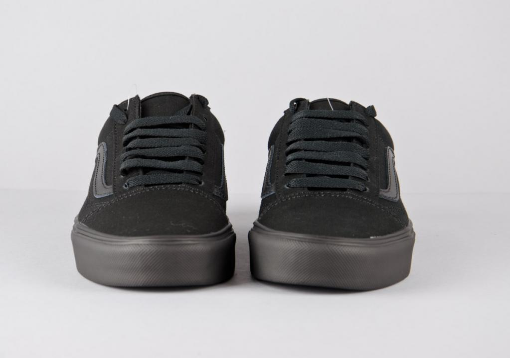 Vans Old Skool Sneaker Litecanvas black